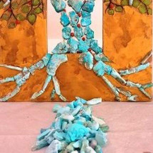 L'albero di Turchese