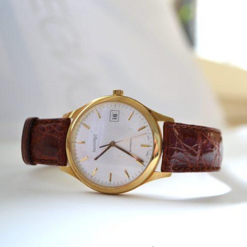 Orologio Eberhard oro 18k